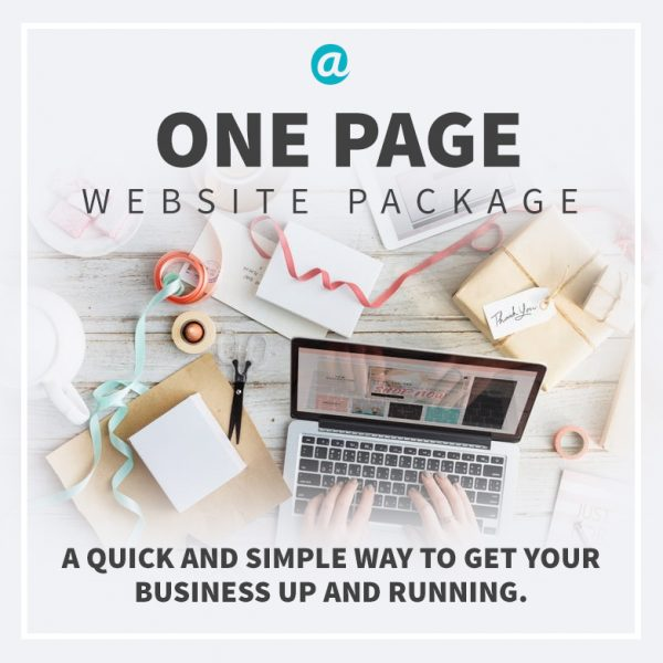 one page package