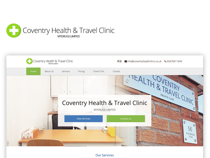 Coventry Health Clinic