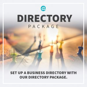 Directory Website Design